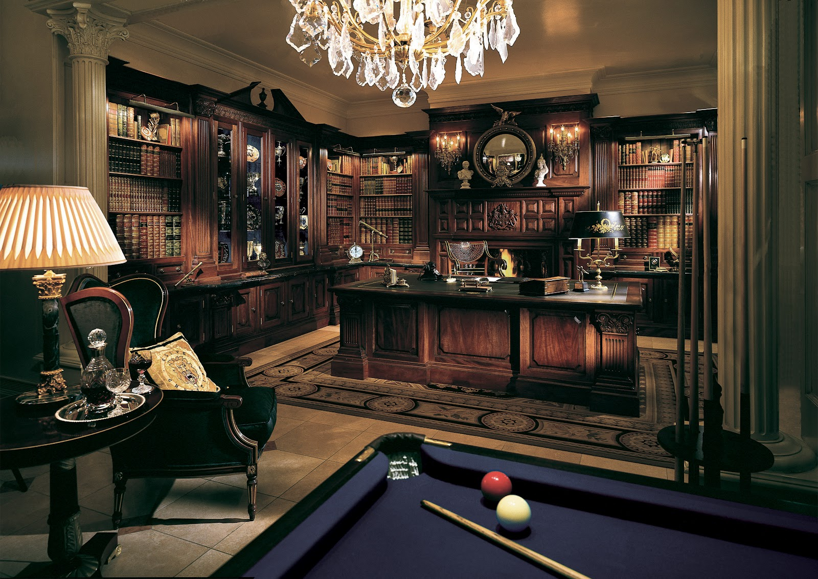 TRADITION INTERIORS OF NOTTINGHAM: Clive Christian Luxury ...